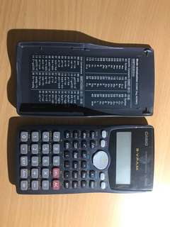 Scienctific calculator fx570MS