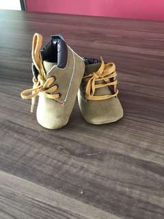 Baby Velvet shoes