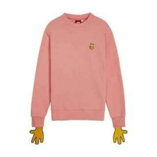 Weightlifting KimBok JOO sweater