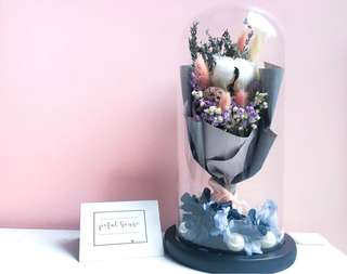 [10% off] Preserved Flower Bouquet
