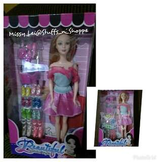 Beautiful Fashion Style Doll-BarbieLIKE