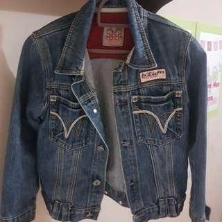 KIKO Jeans Jacket