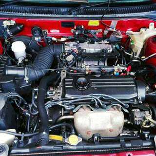 wira 1.5 injection auto