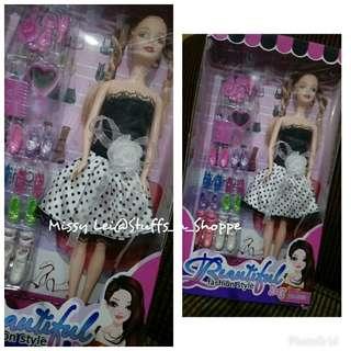 Beautiful Fashion Style Doll-BarbieLIKE
