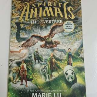 Spirit Animals - The Evertree