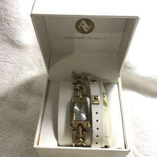 Authentic Adrienne Vittadini Watch