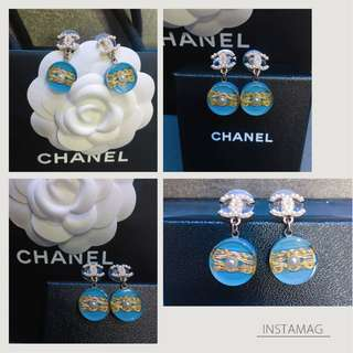 (正貨已用) Chanel 耳環 Chanel earrings