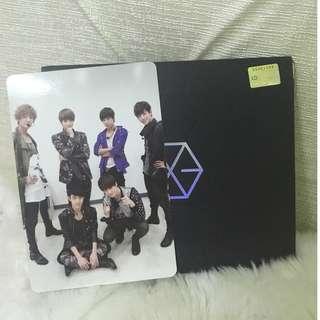 EXO MAMA Album with GROUP PC (RARE)