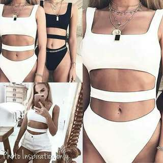 One Piece Padded 3 colors