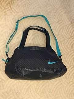 Nike Turquoise Gym Duffle Bag Sling C72 Legend Teal
