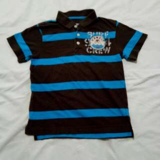 Old Navy Polo Shirt Small 6-7