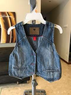 Poney Kids vest for girls