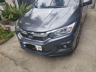 Honda City 2018 1.5 E CVT AT  J