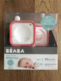 BEABA Audio baby monitor