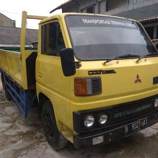 Mitsubishi bak colt diesel th.97 ps 100