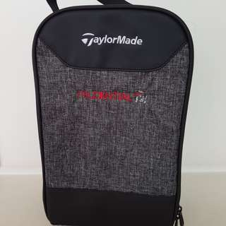 Brand New Authentic and Genuine TaylorMade Shoe Bag