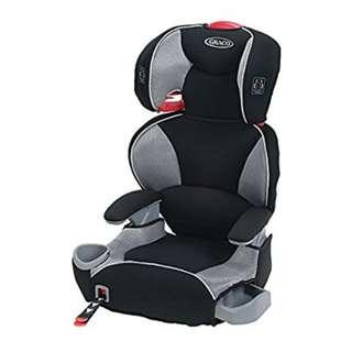 Graco TurboBooster Affix Highback Car Seat