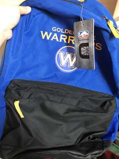 Golden State Warrior 書包
