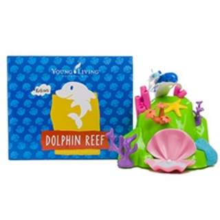 Dolphin reef diffuser for kids room (25% off)