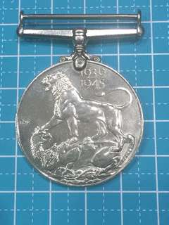 🔥Clearance🔥WWII KG VI Medal Year 1945