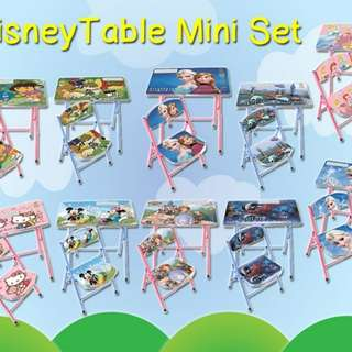 💥Disney Table Mini Set💥