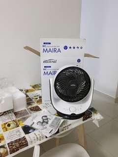 Mistral Remote Control Fan
