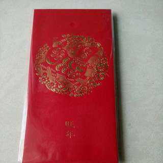 Red Packet~ Standard Charted (8pcs)