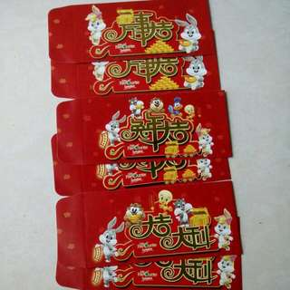 Red Packets~Baby Looney Tunes