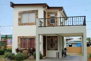 4 BEDROOM HOUSE & LOT - A KID SECURED FRIENDLY COMMUNITY