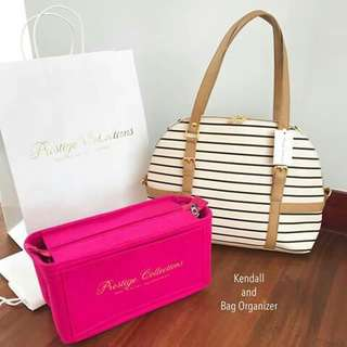 ✨KENDALL BAG WITH BAG ORGANIZER