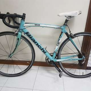 Bianchi C2C Via Nirone 7 Road Bike
