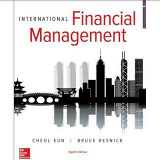 International Financial Management, 8th Edition eBook