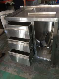 Stainless steel racking 2 for