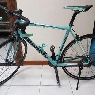 Bianchi Nirone 7 Road Bike