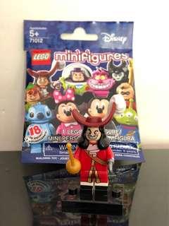 LEGO Disney minifigures 海盜人仔