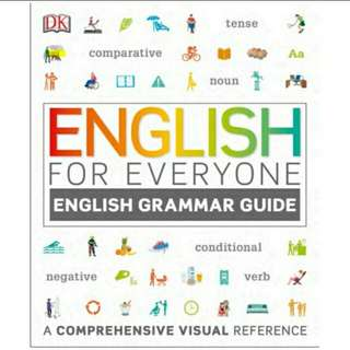 eBook English for Everyone English Grammar Guide DK Publishing