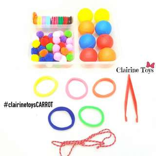 CARROT Series - Activity Box Clairine Toys