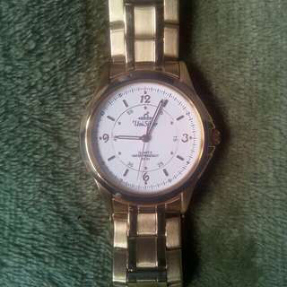 Unisilver Gold watch