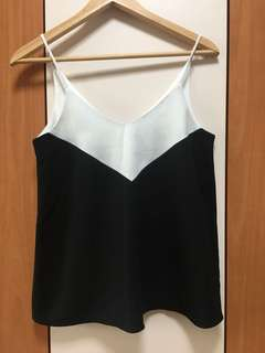 Supergurl Monochrome cami
