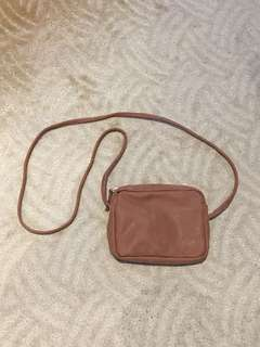 Cotton On Sling Bag Tan Brown