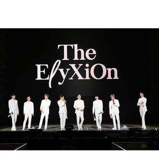 EXO Planet #4 The Elyxion 門票*2