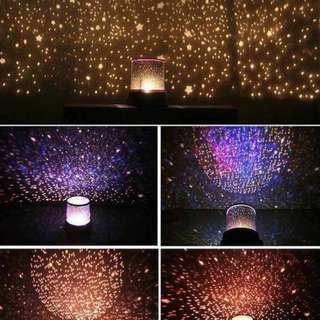 Galaxy Star Lamp