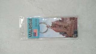 Gantungan kunci malaysia