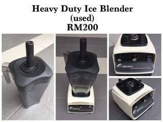 Heavy Duty Ice Blender