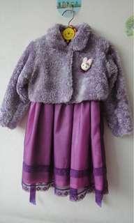 🚚 二手紫色洋裝、套裝