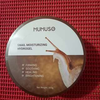 mumuso snail gel