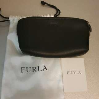 Furla 化妝袋 (黑色) / Cosmetic bag  (black color)