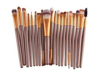 20 Pieces Makeup Brush
