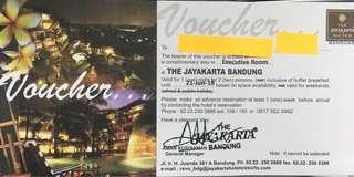 Voucher Hotel Jayakarta Bandung