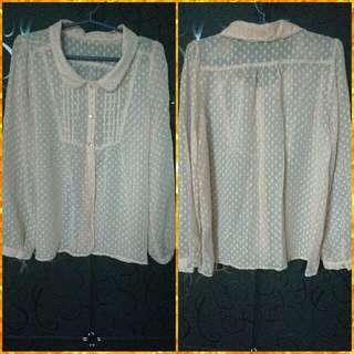 👚 Long Sleeve Polo Shirt